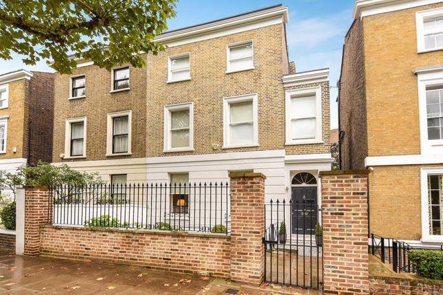 Thumbnail Detached house for sale in Hamilton Terrace, St Johns Wood