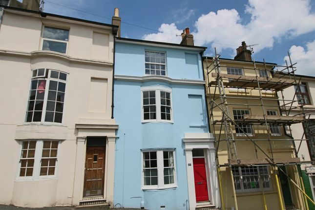 Thumbnail Terraced house for sale in Guildford Road, Brighton