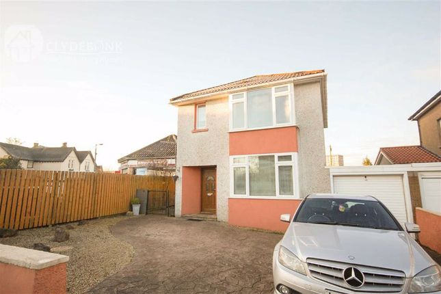 Thumbnail Detached house for sale in Millburn Avenue, Clydebank