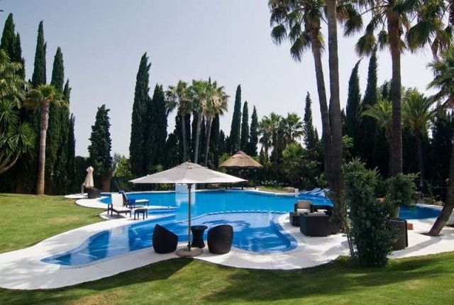 Pool Area of Spain, Málaga, Marbella, Atalaya De Río Verde