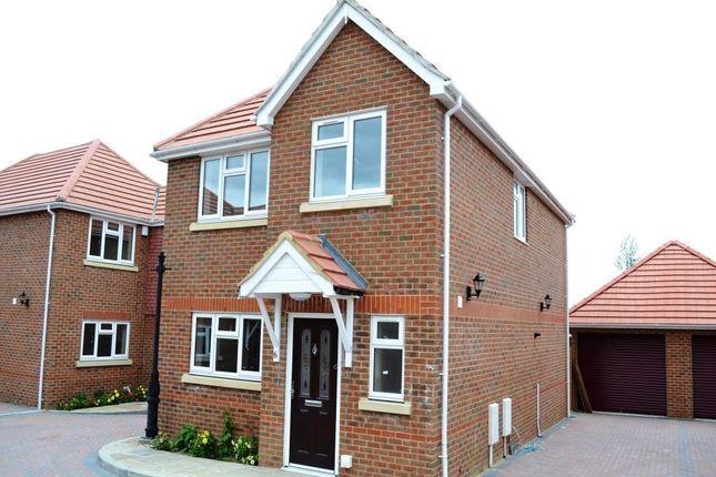 Thumbnail Detached house to rent in Mount View, Church Lane West, Aldershot