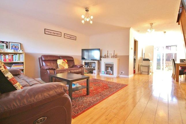 Thumbnail Semi-detached house to rent in Cavendish Court, Sunbury On Thames, Middlesex