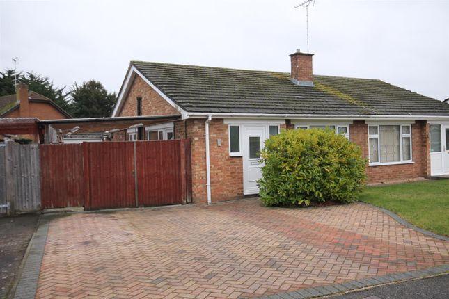 Thumbnail Semi-detached bungalow for sale in Irvine Drive, Farnborough