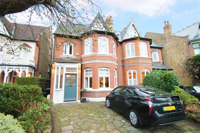 Thumbnail Semi-detached house for sale in The Mall, Southgate, London