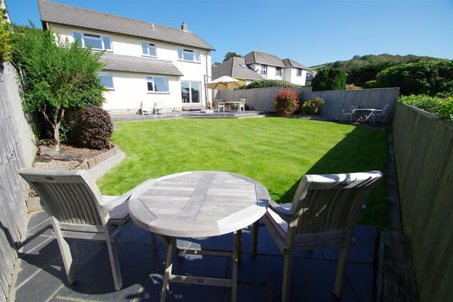 4 bed detached house for sale in Fairlynch Lane, Braunton EX33