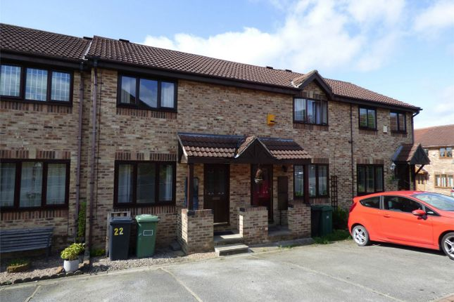 Thumbnail Terraced house to rent in Castle Hill View, Heckmondwike