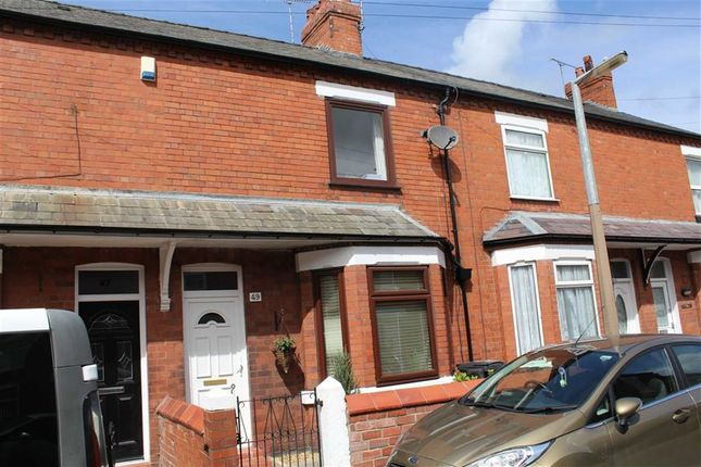Thumbnail Terraced house for sale in Glynne Street, Queensferry, Flinshire