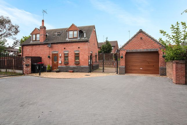Thumbnail Detached house for sale in Fletchers Drift Lane, Nuneaton