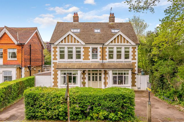Thumbnail Detached house for sale in Massetts Road, Horley, Surrey