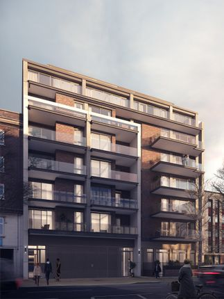 Exterior CGI of Apartment 1, Lower Ground Floor, 215A Balham High Road, Balham SW17