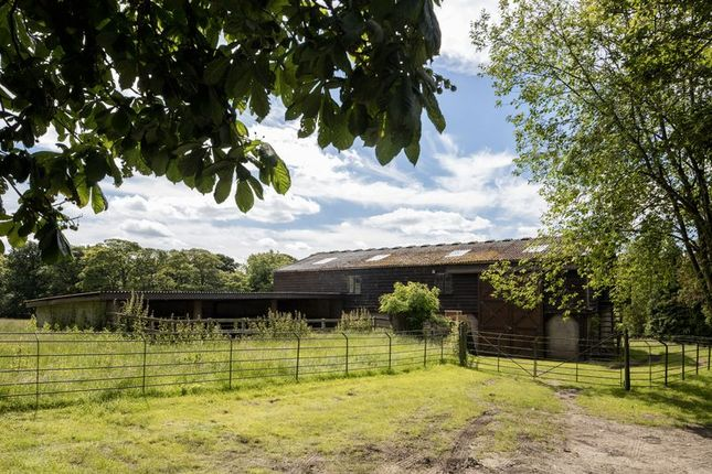 Thumbnail Barn conversion for sale in Mazebrook Barn, Drub Lane, Gomersal