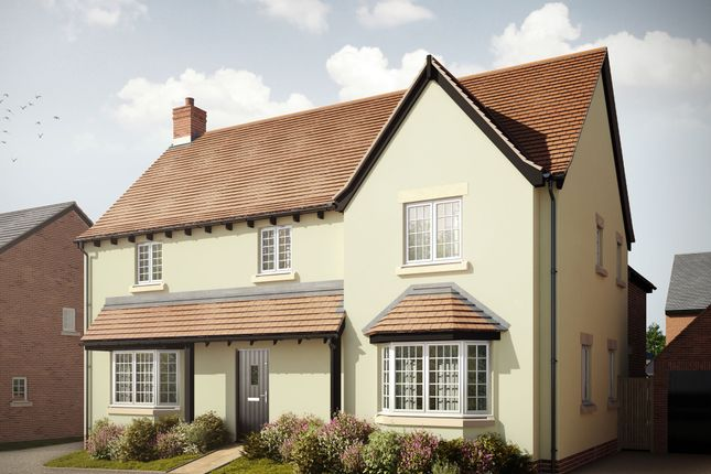 """Thumbnail Detached house for sale in """"The Brackley"""" at Holden Close, Biddenham, Bedford"""