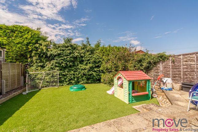 Thumbnail Semi-detached house for sale in Springbank Road, Cheltenham