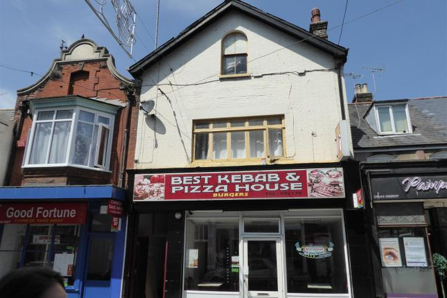 Thumbnail Retail premises for sale in King Street, Ramsgate