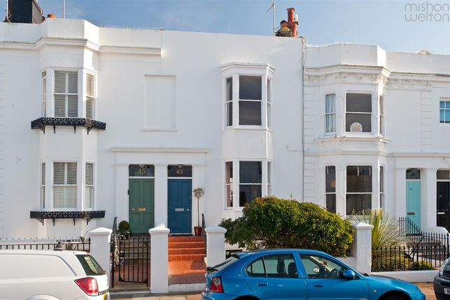 3 bed terraced house for sale in Osborne Villas, Hove