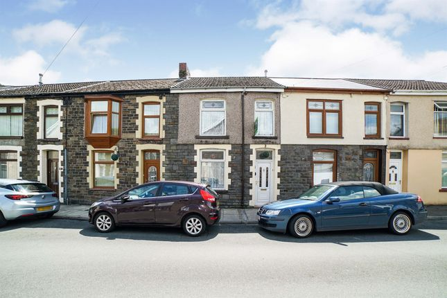 3 bed terraced house for sale in Cross Street, Ynyshir, Porth CF39