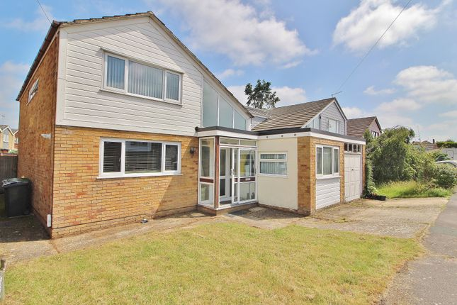 Thumbnail Link-detached house for sale in Galaxie Road, Cowplain, Waterlooville