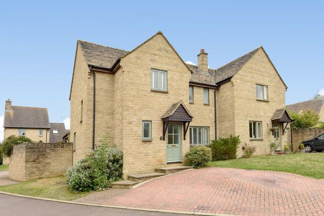 Thumbnail Semi-detached house for sale in Chadlington, Oxfordshire