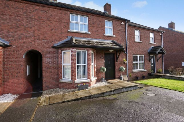 Thumbnail Town house for sale in Montgomery Chase, Belfast