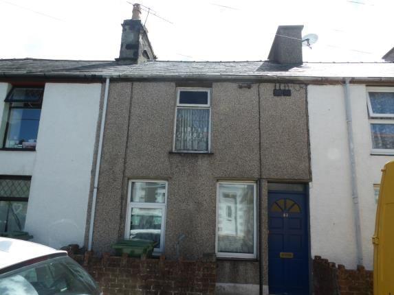 Front of High Street, Penygroes, Caernarfon, Gwynedd LL54