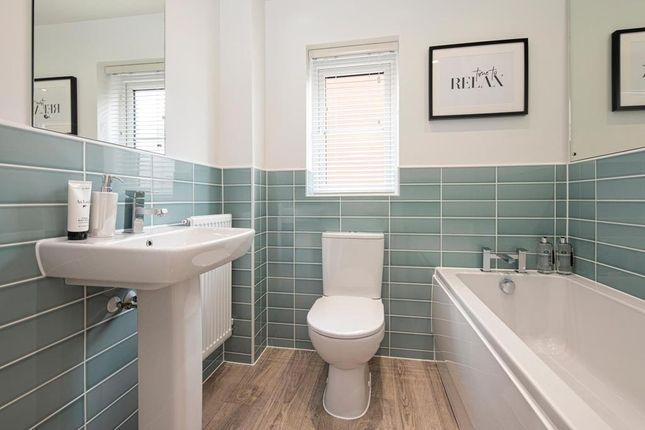 "Bathroom of ""Alverton"" at Cricket Field Grove, Crowthorne RG45"