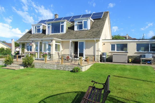 Thumbnail Detached house for sale in Gunswell Lane, South Molton