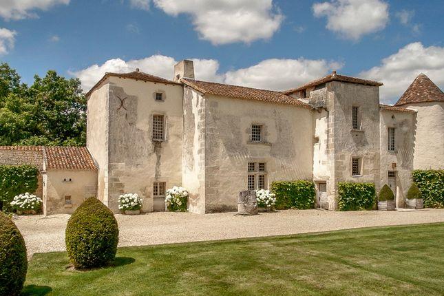 Thumbnail Château for sale in Chadurie, Charente, Nouvelle-Aquitaine