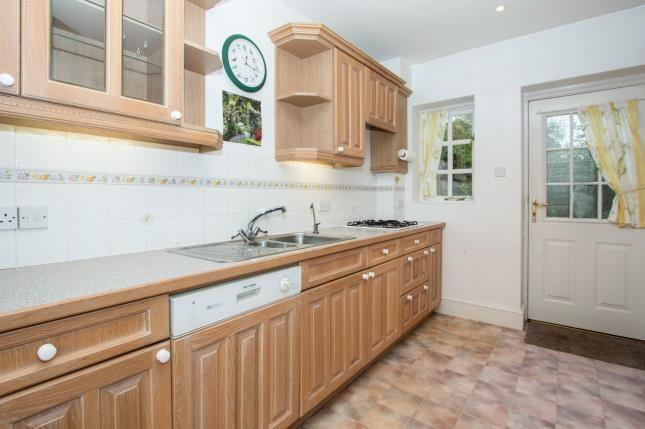 Kitchen of North Street, Midhurst, West Sussex GU29