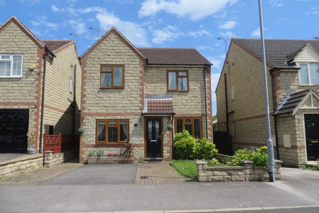 Thumbnail Detached house to rent in Nutwell Court, Bottesford