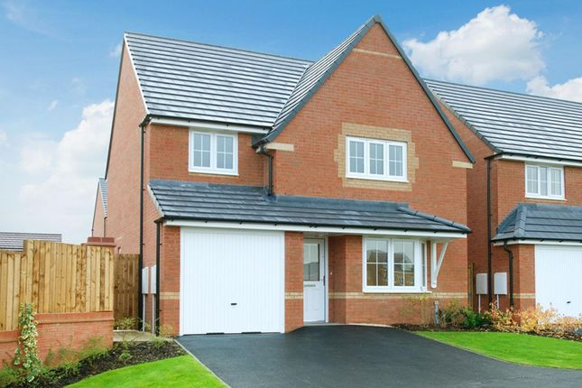 "Thumbnail Detached house for sale in ""Guisborough"" at Laughton Road, Thurcroft, Rotherham"