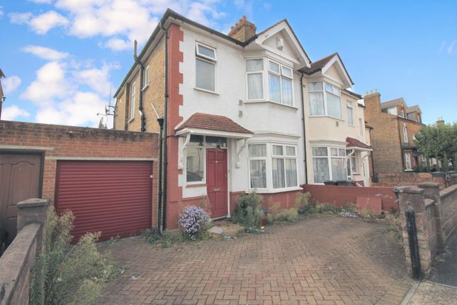 Thumbnail Semi-detached house to rent in Hibernia Road, Hounslow