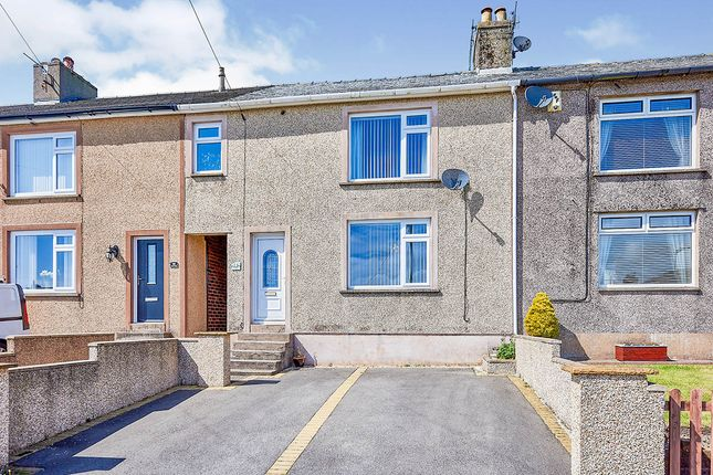 3 bed terraced house for sale in North Road, Whitehaven, Cumbria CA28