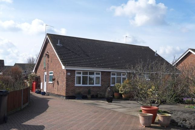 Thumbnail Semi-detached bungalow to rent in Turner Close, Ditchingham, Bungay