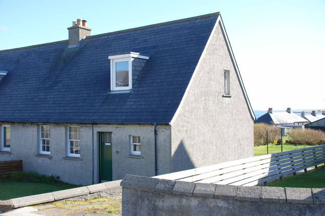Thumbnail Semi-detached house for sale in Hoymansquoy, Stromness