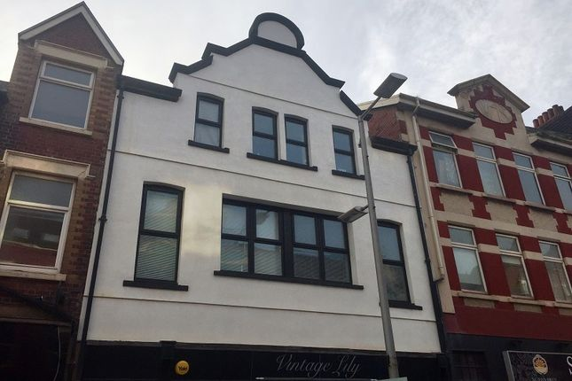 Thumbnail Flat to rent in Station Road, Port Talbot, Neath Port Talbot.