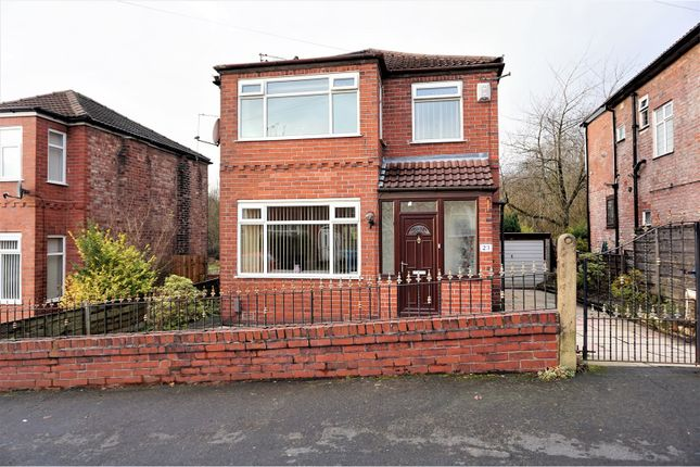 Thumbnail Detached house for sale in Ellbourne Road, Manchester