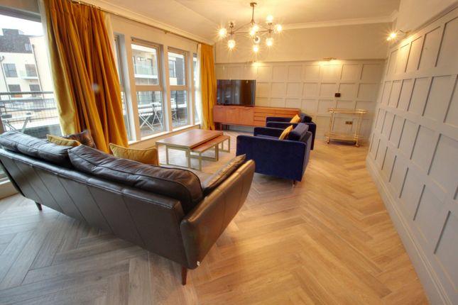 Thumbnail Flat to rent in Edward Street, Birmingham