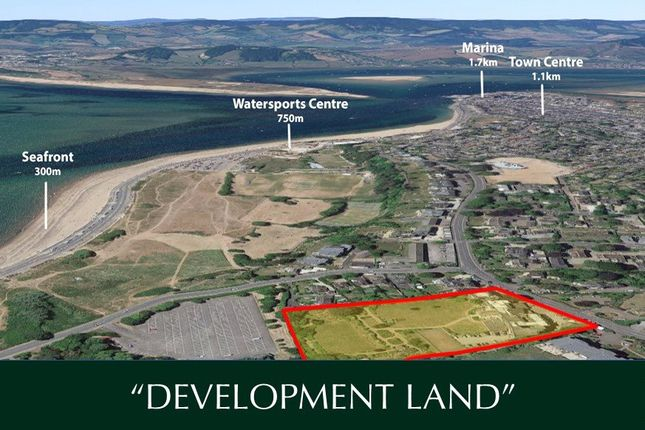 Thumbnail Land for sale in Prime Development Site, Exmouth, Devon