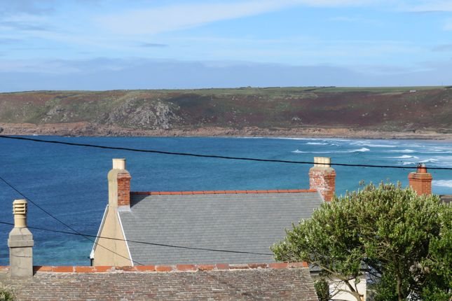 Thumbnail End terrace house for sale in Sennen Cove, Penzance