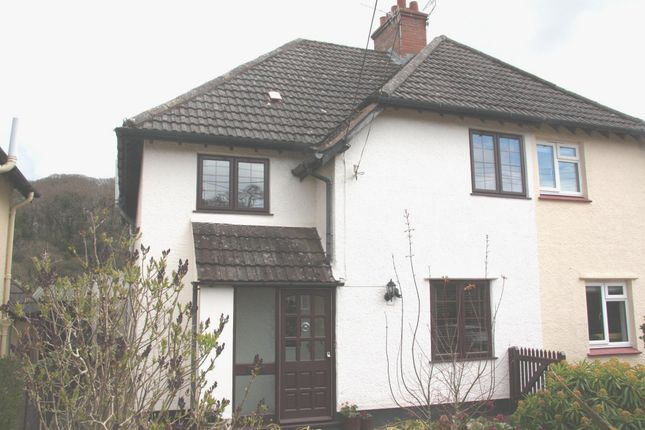 3 bed semi-detached house for sale in Meadow Cottage, Withycombe, Minehead TA24