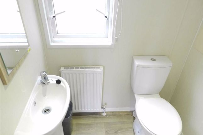Ensuite WC. of St Ives Holiday Village, Lelant Downs, St. Ives TR26