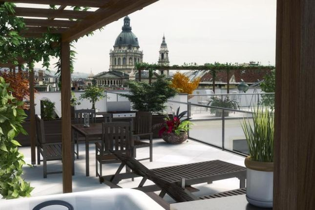 Thumbnail Apartment for sale in Lazar Street, Budapest, Hungary