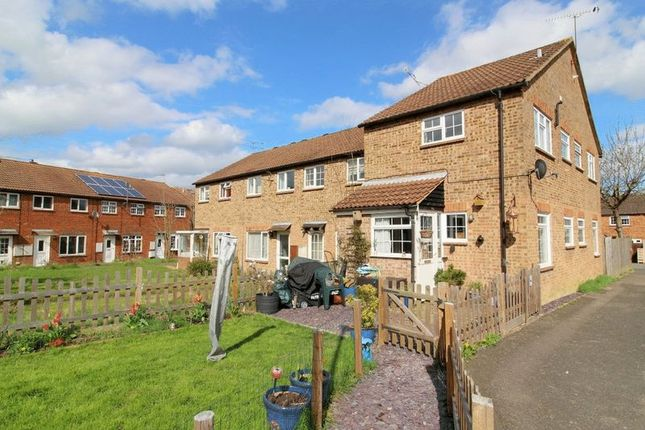 Thumbnail Terraced house for sale in Sycamore Drive, East Grinstead