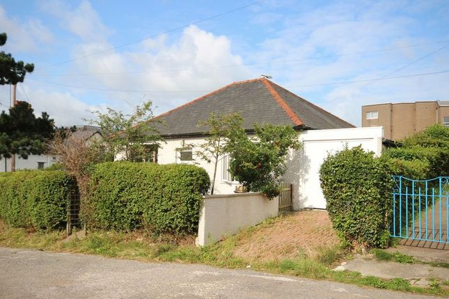 Thumbnail Detached bungalow for sale in Hillcrest Road, Deganwy, Conwy
