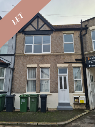 Thumbnail Flat to rent in Leopold Road, Bexhill On Sea