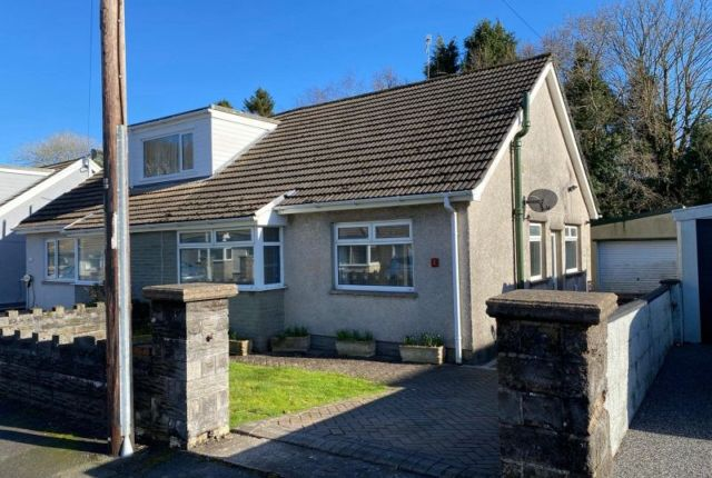 2 bed bungalow to rent in Bryn Close, Gowerton, Swansea SA4