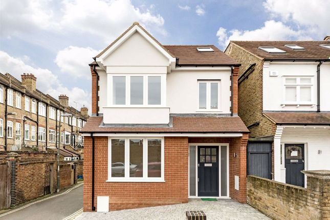 Thumbnail Detached house to rent in Coval Road, London
