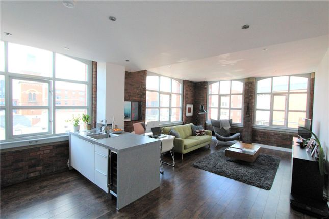 Thumbnail Property to rent in Paragon Mill, 4 Cotton Street, Manchester