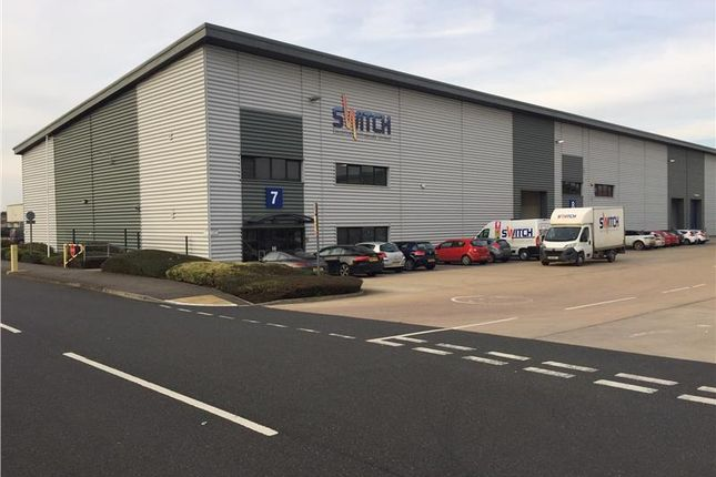 Thumbnail Light industrial to let in 7 Titan Drive, Peterborough, Cambridgeshire