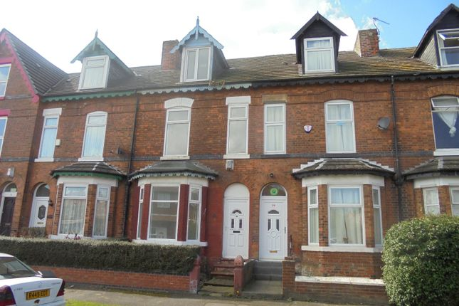 Thumbnail Terraced house for sale in Longford Place, Manchester